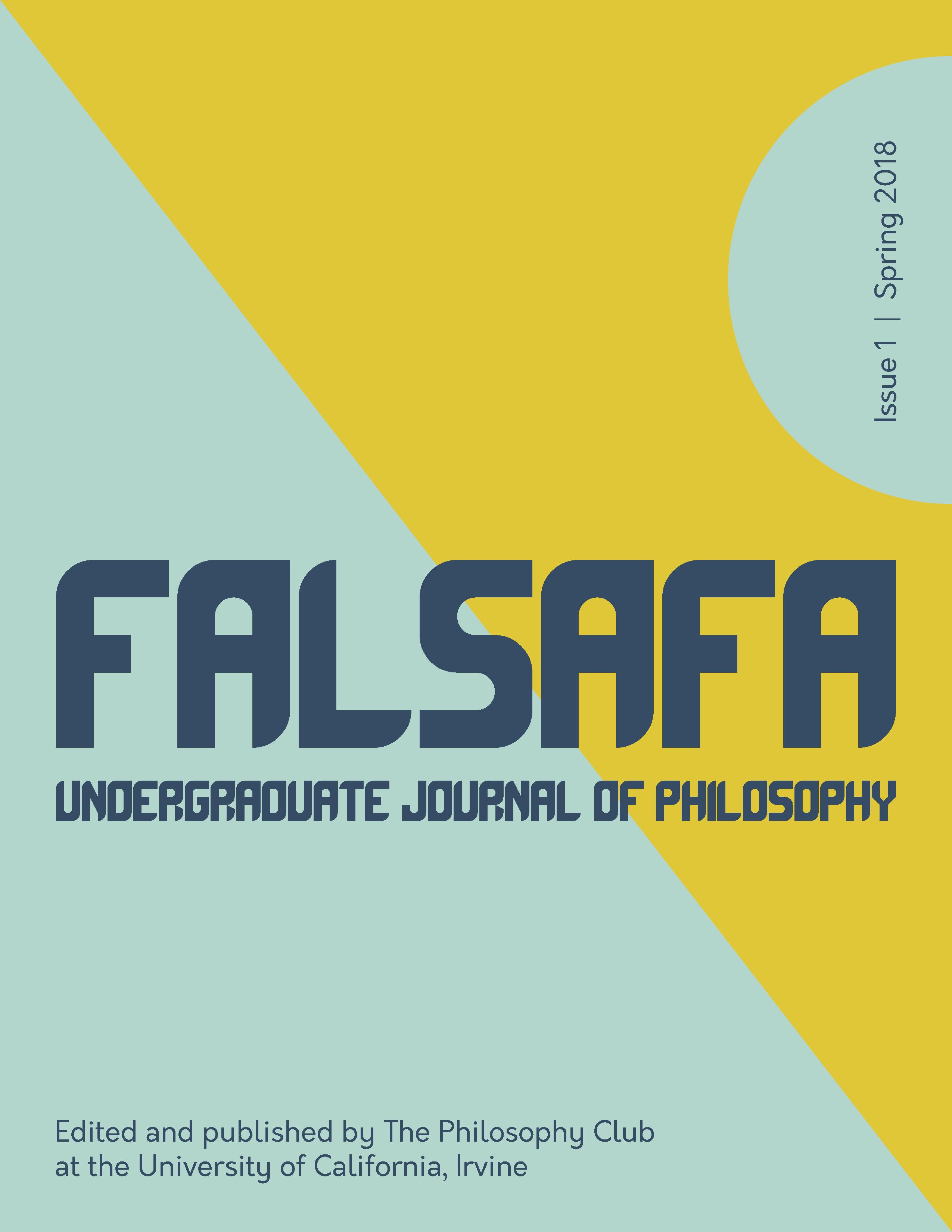 Falsafa Vol 1 Front - final