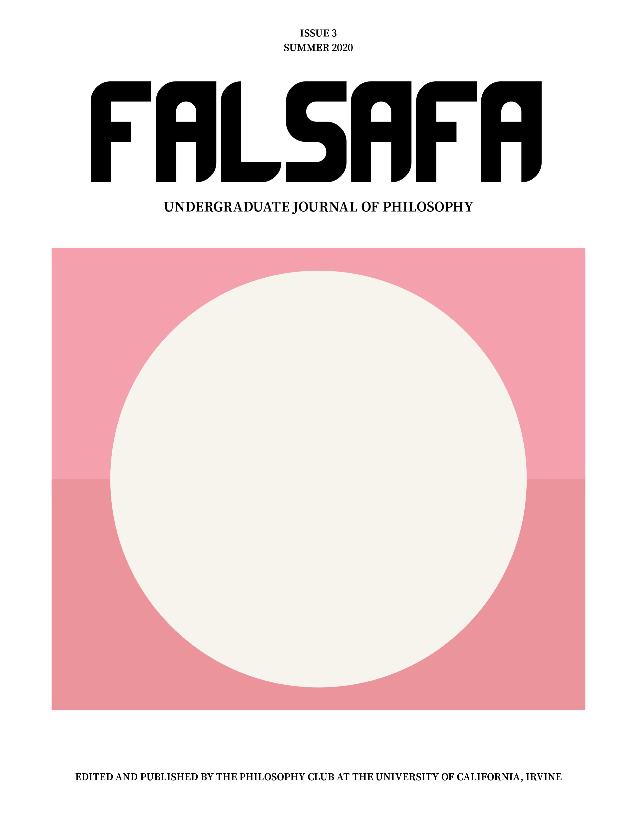 falsafa issue 3